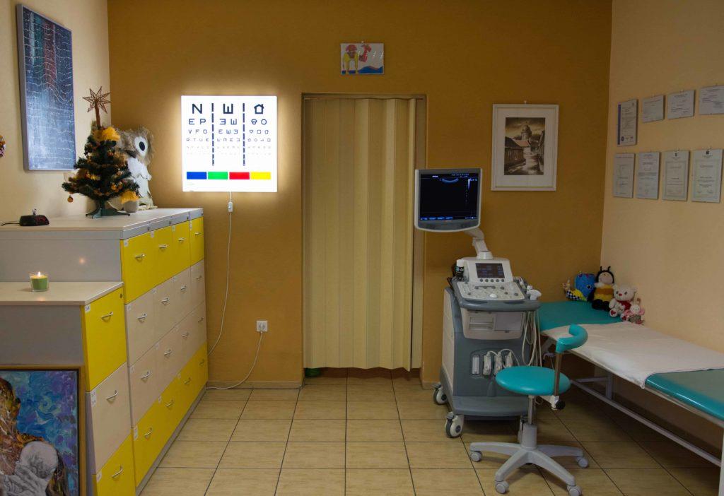 Ambulancia Meda Dva Skalica
